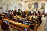 Pri prehliadke v kaplnke sv. Ladislava