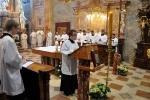Sv. omša v katedrále