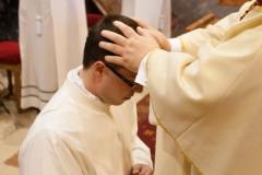 Diakonská vysviacka v Nitre 2013