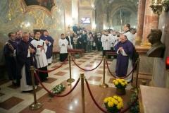 Druhé výročie smrti kardinála