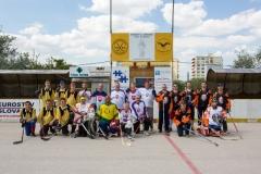 Hokejbalový turnaj 2017