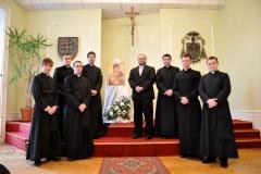 Kandidatúra a mariánska akadémia