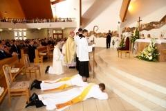Kňazská vysviacka v Žiline 2012