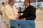 Konsekrácia kostola na hore Živčáková