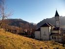 Terchová - kostol