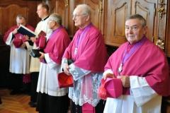 Menovanie nových kanonikov