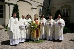 Novokňazi Nitrianskej diecézy