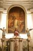 Oltár - (detail) - sv. Štefan