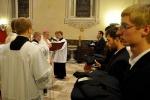 Modlitba pri požehnaní reverend
