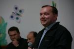 Rektor seminára na spoločnom stretnutí s veriacimi farnosti