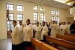 Liturgický sprievod na začiatku sv. omše
