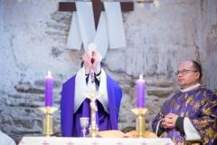 Svätá omša so spevmi gregoriánskeho chorálu