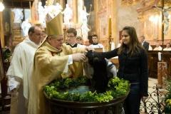 Veľkonočné trojdnie v katedrále 2012