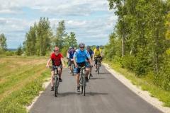 Výlet na bicykloch 2017