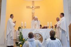 Výročie posviacky seminárnej kaplnky
