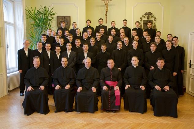 Foto seminaristi 2013/2014