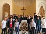 Duchovná obnova pre starších miništrantov 2017