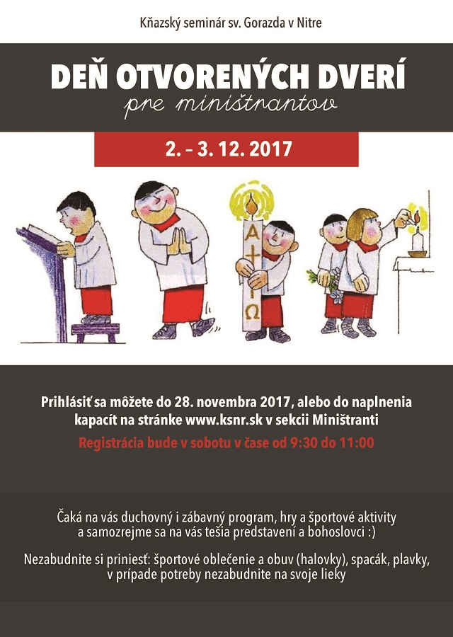Plagát DOD_2017